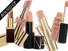 12 Nude Lip Colors for Spring | Beauty High
