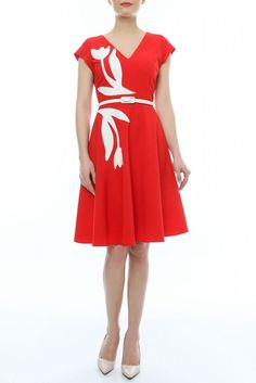 Rochii de ocazie - Dona Kyros Dresses For Work, Fashion, Moda, Fashion Styles, Fasion