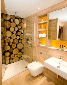 cordwood wall