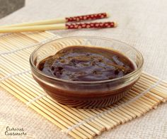 This Hoisin Sauce recipe takes only minutes to make at home from ingredients you probably already have in your kitchen.