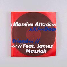 MASSIVE ATTACKDEAR FRIEND (FEAT JAMES MASSIAH)