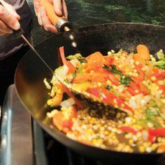 Healthy Recipes & Menus