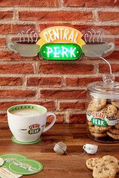 Shop Central Perk Light at Urban Outfitters today. We carry all the latest styles, colours and brands for you to choose from right here. Urban Outfitters, Rose Garland, Kitchen Themes, Room Themes, Home Gifts, Cleaning Wipes, Coffee Shop, Latest Fashion, Dining
