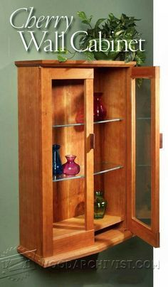 Best Of Diy China Cabinet Plans