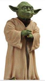 Star Wars - Spardose Yoda