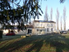 Located in a hamlet, this well renovated 1868 property offers the opportunity to increase the living area substantially on the ground floor. Property Prices, Property For Sale, Houses In France, French Property, Ground Floor, Living Area, Acre, Solar, Mansions