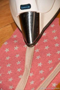 4 EN LA CARRETERA. Handmade: TUTORIAL: SEWING AN INVISIBLE ZIPPER - COSER UNA CREMALLERA INVISIBLE