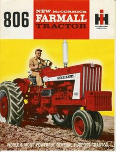 OMG my favorite tractor for farming