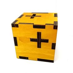12 Pieces Cube Wooden Logic Game T Play, Games To Play, Speed Games, Logic Games, Some People, Different Shapes, Real Life, Cube, Unique Gifts