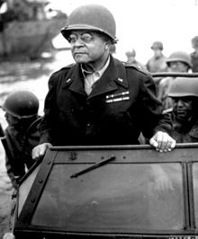Benjamin O. Davis, Sr. Brigadier General Benjamin Oliver Davis, Sr. (1877 or 1880 – November 26, 1970) was the first African-American general officer in the United States Army. He was the father of Air Force General Benjamin O. Davis, Jr. Going in Social Studies > History > Civil Rights