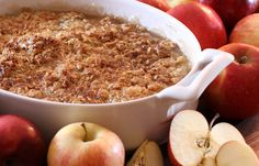 Martha's Autumn Apple Crisp - The Cutco Kitchen