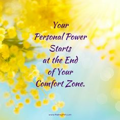 Your Personal Power