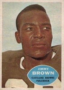 1960 Topps Jim Brown #23
