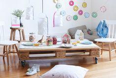 ☺Kinder-Hochzeitstisch - eine Anleitung von @kinnertied. ☺  #DIY #Hochzeit #Kinder