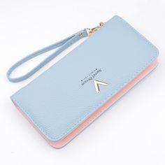 Valink 2017 Ladies Handbags Wallet Long Zipper Wallet Famous Brand Women's Purses and Wallets Handbag Carteira Feminina #Affiliate