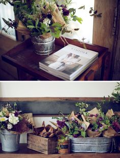 touches of flower and decor like mommys living room