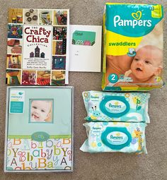 Easy DIY Baby Keepsake Box & Pampers Giveaway! #RegaloDeAmorPampers — The Queen of Swag!#comment-137079