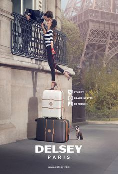 Enter now to win 2 pieces of luxury luggage from Delsey Paris' Chatelet collection! #SMPVDayGiveaway: http://www.stylemepretty.com/living/2016/02/09/14-days-of-valentines-day-giveaways-chatelet-luggage-from-delsey-luggage/