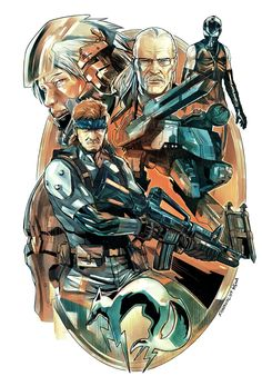 Metal Gear Solid Universe