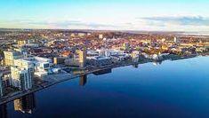 aalborg – Google Søgning Aalborg, Sydney Harbour Bridge, Paris Skyline, Google, Travel, Viajes, Destinations, Traveling, Trips