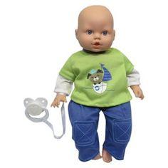 Circo Boy Baby Doll