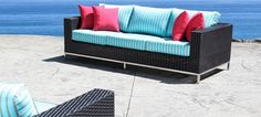 Outdoor Sofa, Outdoor Furniture, Outdoor Decor, Pictures, Home Decor, Photos, Interior Design, Home Interior Design, Yard Furniture