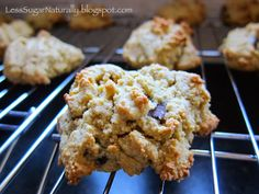 A really good gluten-free chocolate chip cookie!