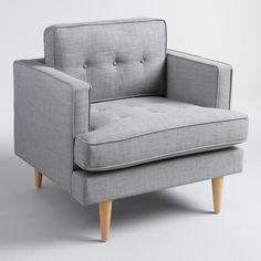 Luxury Gray Armchair 34 For Your Home Remodel Ideas with Gray Armchair