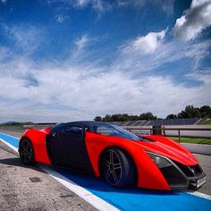 Marussia B2 - Beast
