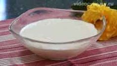 Домашняя сметана - пошаговый фото-рецепт