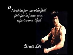 Oh amado Noviembre Crap) - Página 13 :: subdivx Bruce Lee Frases, Bruce Lee Quotes, Karate, Jeet Kune Do, Smart Quotes, Workout Memes, Kung Fu, Martial Arts, Just In Case