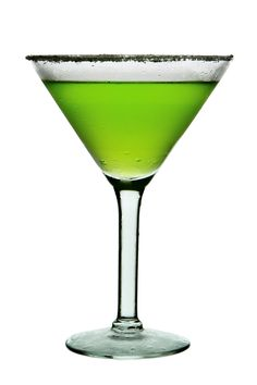Green Ghoul Recipe -- 1 part UV Sweet Green Tea Vodka * 2 parts lemonade -- Serve over ice.