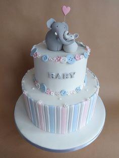Baby Elephant Shower