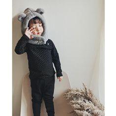 Bien A Bien Cozy Bear Hat (3 Colours)