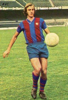 NEESKENS (F.C. Barcelona - 1975) Ed. Fher
