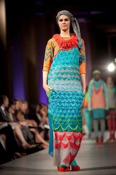 ECA Fashion Show I Marie Leiknes I A/W 2012