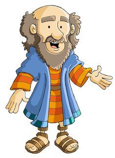 imagenes de personajes biblicos para niños - Buscar con Google