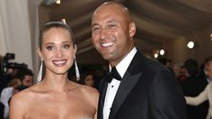 Jeter marries longtime girlfriend Davis