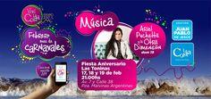 Los espectáculos y artistas que se preparan para la fiesta aniversario de Las Toninas - Noticias