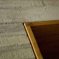 Wood and brick - Kolumba Museum - Peter Zumthor