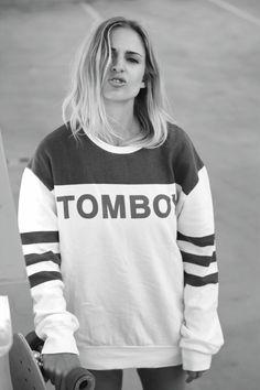 tomboy by Mija #ss14
