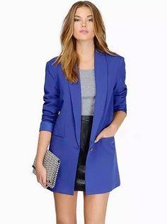 Blazer Boyfriend Feminino - Compre Online | DMS Boutique