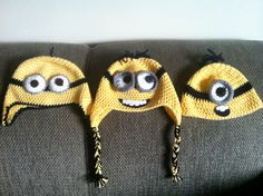 Minon+Hats+by+cottoncorner+on+Etsy,+$24.00