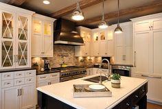 Kitchen Cabinet. Kitchen cabinet lighting Ideas. #Kitchen #Kitchencabinet #Kitchencabinetlighting Ideas Dura Supreme Cabinetry.