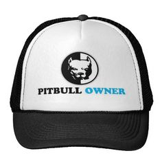 pitbull owner trucker hat. •Available in 11 color combinations