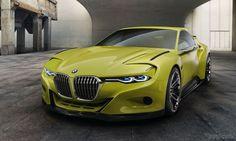 BMW 謎のコンセプトカー
