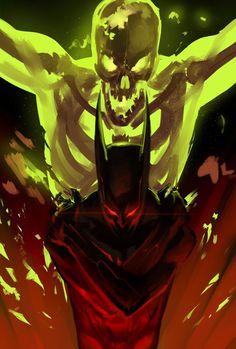 #batman #beyond #geek #terry # the dark knight #bruce wayne #gotham city #riddler #joker #poison ivy #harvey dent #two face #robin #batgirl #night wing #art #batman beyond #detective comics #dc comics #batmobile #batcave #Alfred #i'm the night #why so serious