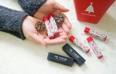 [크리스마스 한정키트 더폴린 고체향수] 2015년 한 해동안 인기있었던 Best 3가지 향기를 한번에!
