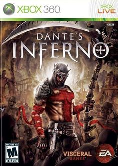 Dante's Inferno-This was a great game-beautiful imagery and story-yet inspired a few nightmares :)