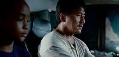 Karate Kid car scene.